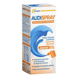 AUDISPRAY JUNIOR S/GAS IGIENE ORECCHIO
