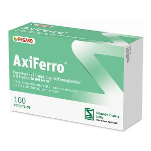 AXIFERRO 100 COMPRESSE