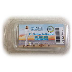 CARTINE INDICATRICI PH 21PZ