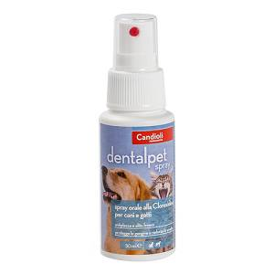 DENTALPET SPRAY 50ML