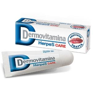 DERMOVITAMINA HERPES GEL 8 ML