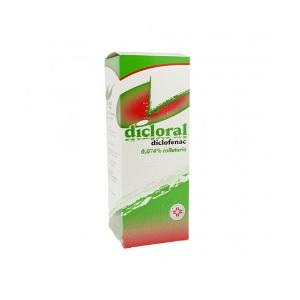 DICLORAL COLLUTORIO 200 ML