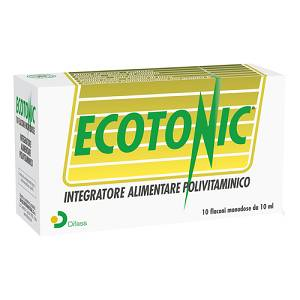 ECOTONIC Integratore 10f 10ml