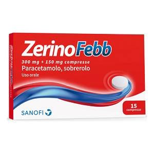 FLUENTALAD 15COMPRESSE 300MG+150MG