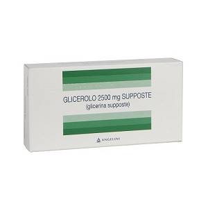 GLICEROLO ACR*AD 18SUPPOSTE 2250MG