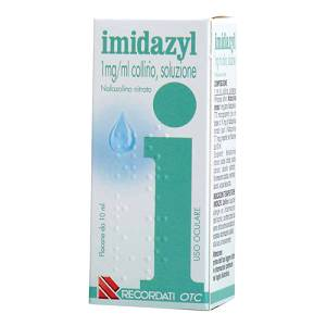 IMIDAZYL COLLIRIO 10 ML