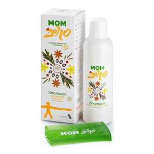 MOM ZERO SHAMPOO TRATT PEDICUL