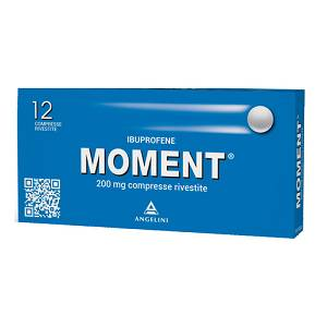 MOMENT 200 MG 12 COMPRESSE RIVESTITE