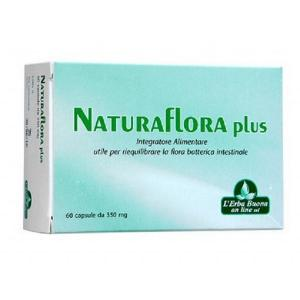 NATURAFLORA PLUS 60CAPSULE