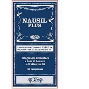 NAUSIL PLUS 30COMPRESSE