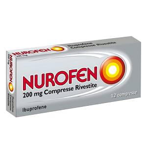 NUROFEN 200 MG 12 COMPRESSE.