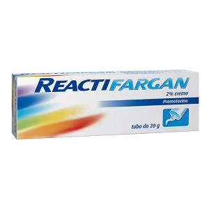 REACTIFARGAN CREMA 20 GR