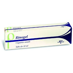RINOGEL UNGUENTO NASALE 10 ML