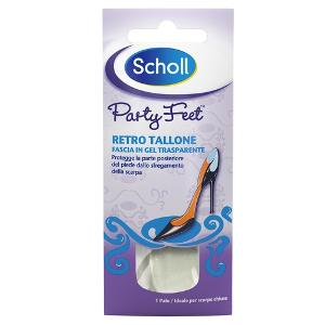 SCHOLL PARTY FEET GEL ACT R/TA