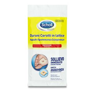SCHOLL'S CEROTTI PER DURONI LATTICE