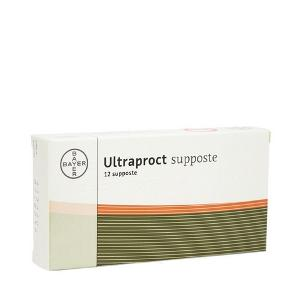 ULTRAPROCT   12 SUPPOSTE