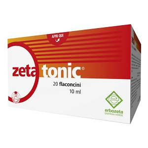 ZETA TONIC 20FL 10ML
